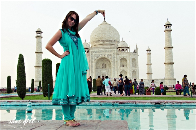 Bigger than the Taj Mahal in India