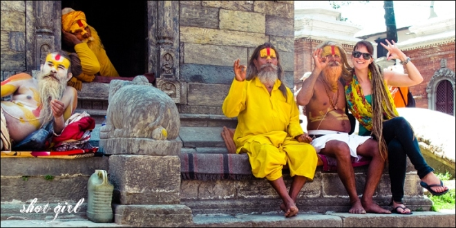 Finding my Inner Hippy in Kathmandu