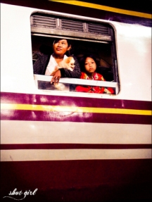 Thai Train Travels